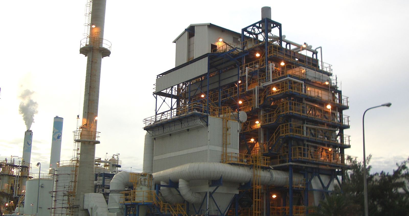 Waste Gas Incineration